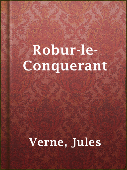 Title details for Robur-le-Conquerant by Jules Verne - Available